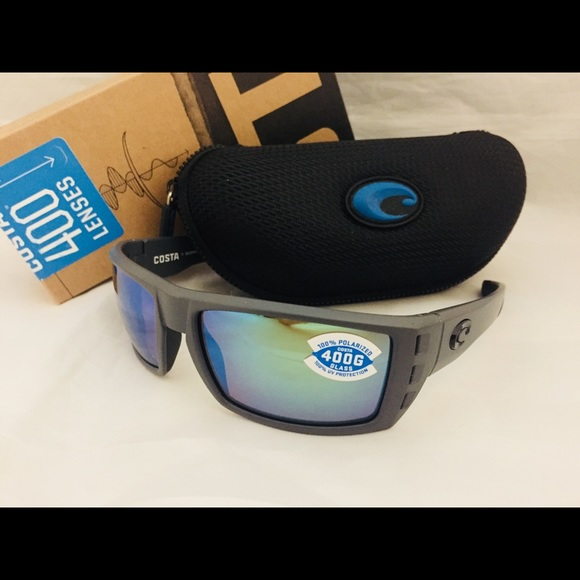 d6b1448d3e New Costa Del Mar Rafael 400G Polarized Sunglasses. Listing Price   149.00